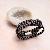 Kiara Thin Wrap Bracelet - Amy Margaret