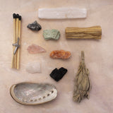 Manifesting with Crystals Kit - Amy Margaret