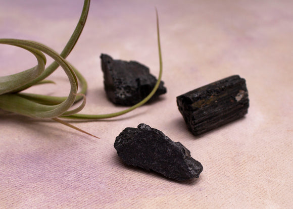 Rough Black Tourmaline - Amy Margaret