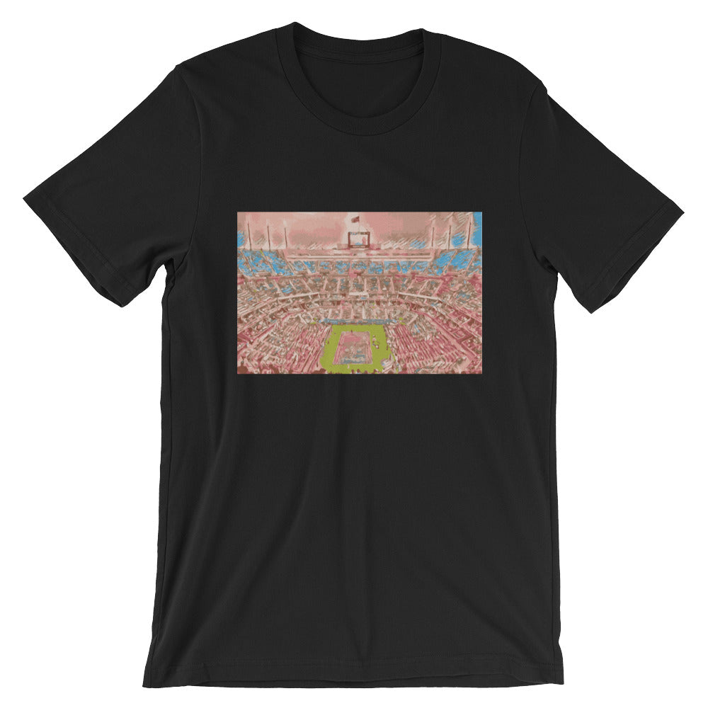 U.S. Tennis Open Limited Edition #4 Short-Sleeve Unisex T-Shirt (see additional colors) - Athletic Inspirations Apparel