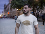 Football Motivational Brown Words Short-Sleeve T-Shirt (see additional colors) - Athletic Inspirations Apparel