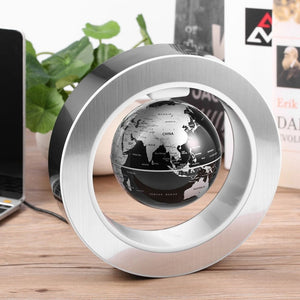 Geography World Globe Magnetic Floating