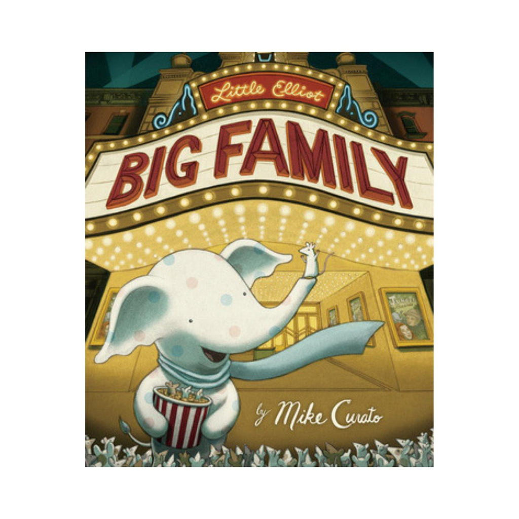 Little Elliot Big Family by Mike Curato-Clifford Remainders-booksrusandmore