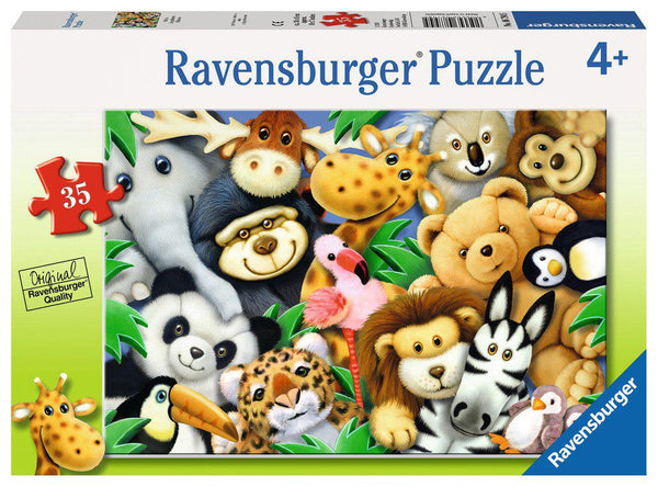 Ravensburger 35pc Puzzle Softies-Modern Brands-booksrusandmore