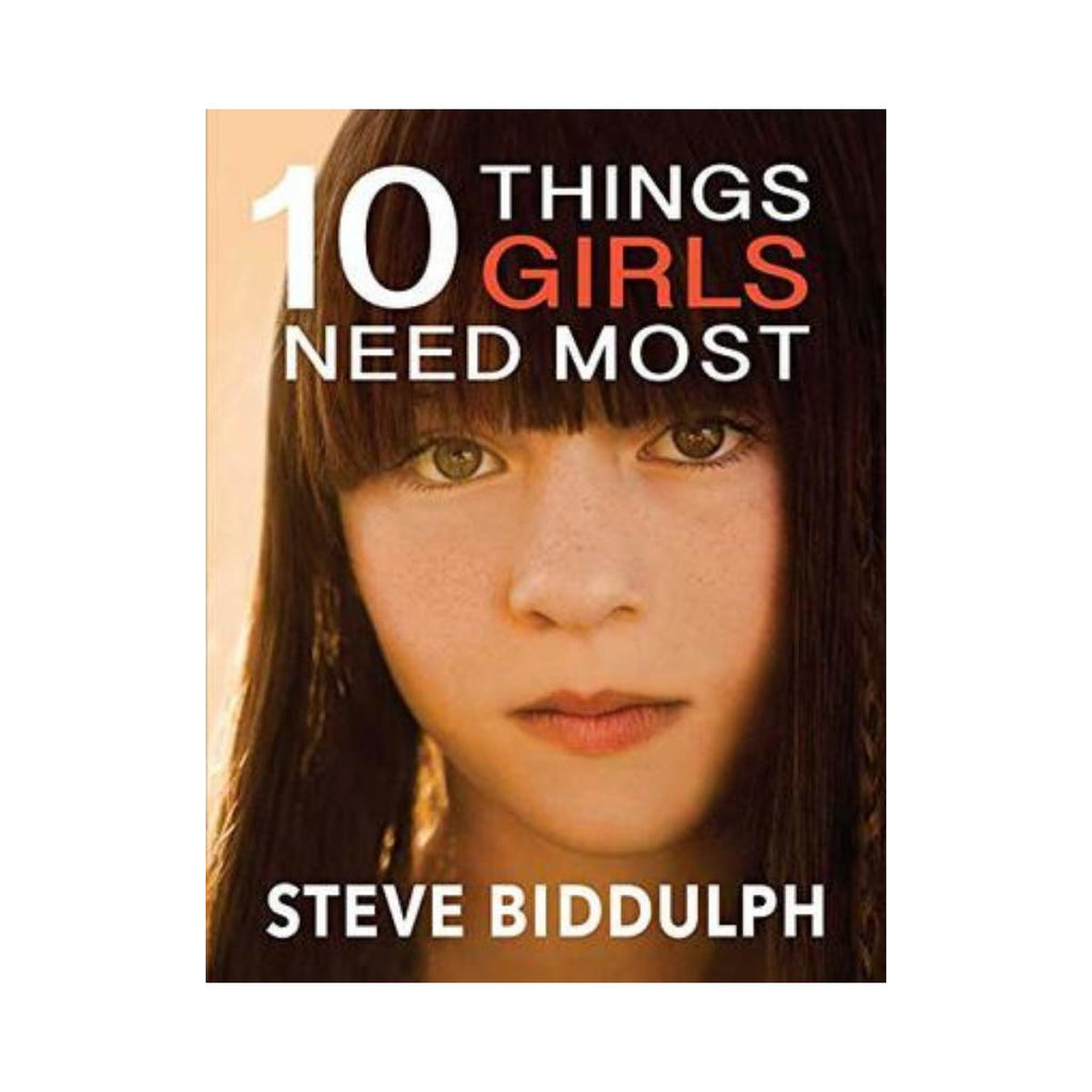 10 Things Girls Need Most-booksrusandmore-booksrusandmore