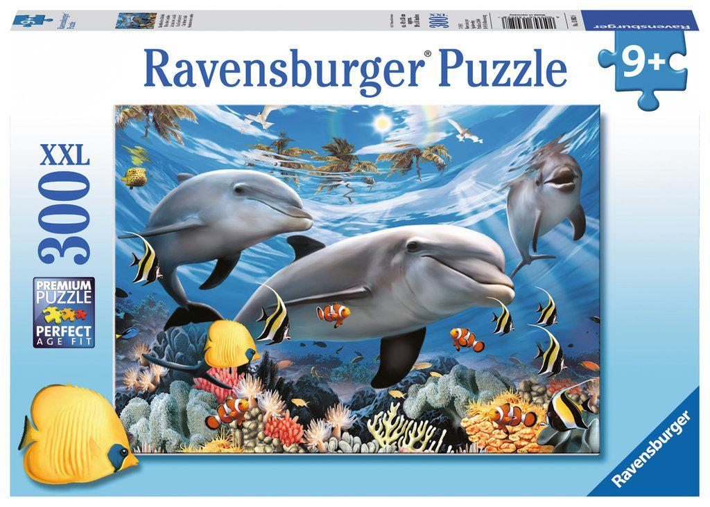 Ravensburger 300pc Puzzle Caribbean Smile-Ravensburger-booksrusandmore