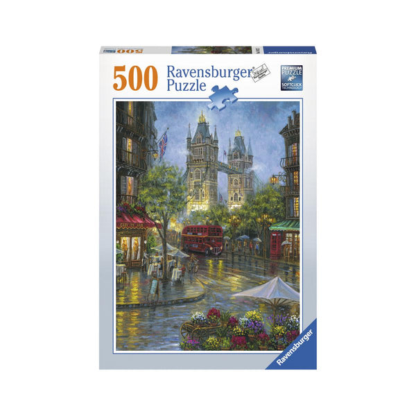 Ravensburger 500pc Puzzle Picturesque London-Modern Brands-booksrusandmore