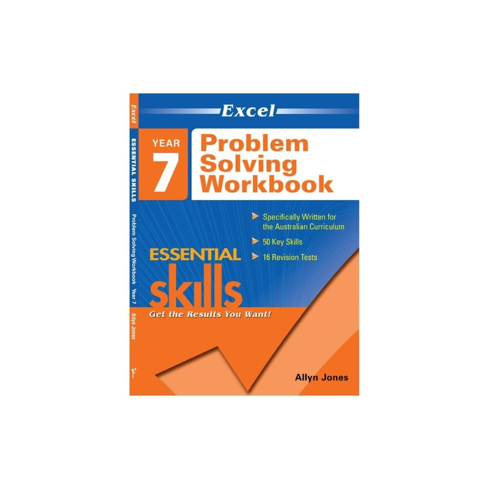 Excel Essential Skills Problem Solving Workbook Yr 7