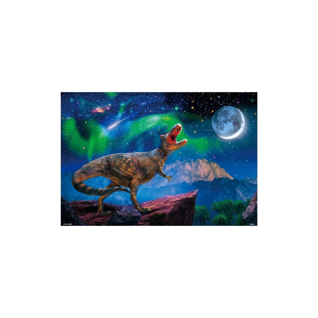 Beverly Tyrannosaurus at Starry Night