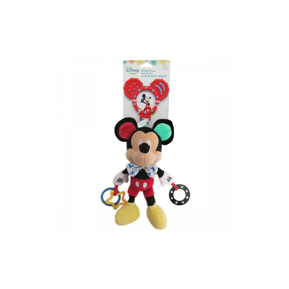 Disney Baby Mickey Mouse Activity Toy