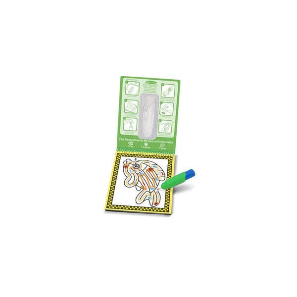 Melissa and Doug On the Go Pet Maze Water-Reveal Pad