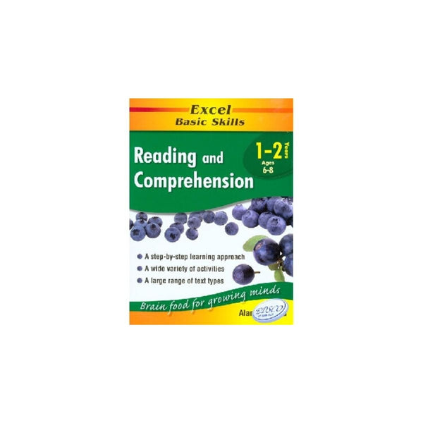 Excel Basics Skills Reading and Comprehension Yr 1-2