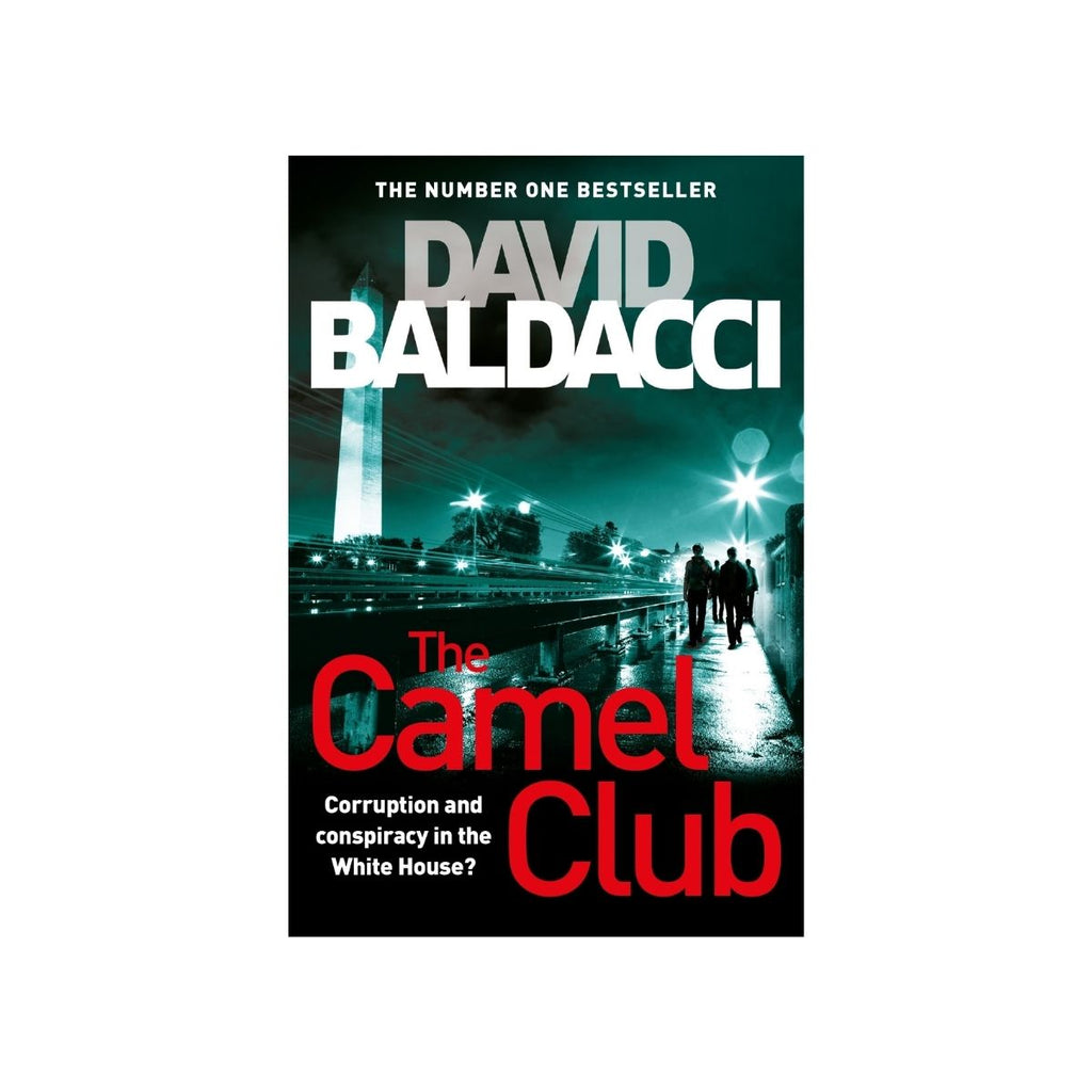 David Baldacci The Camel Club