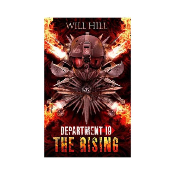 Department 19 The Rising by Will Hill Bk 2
