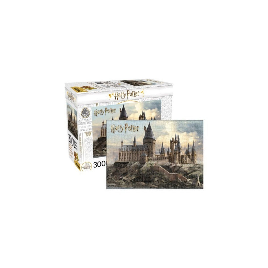 Aquarius 3000pc Puzzle Harry Potter Hogswart