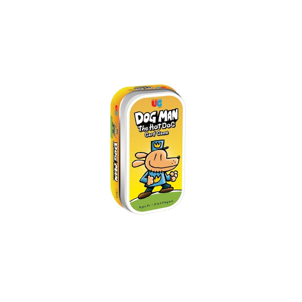 Dog Man The Hot Dog Card Game