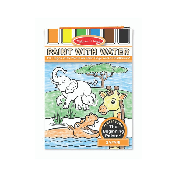 Melissa and Doug My First Paint With Water Safari