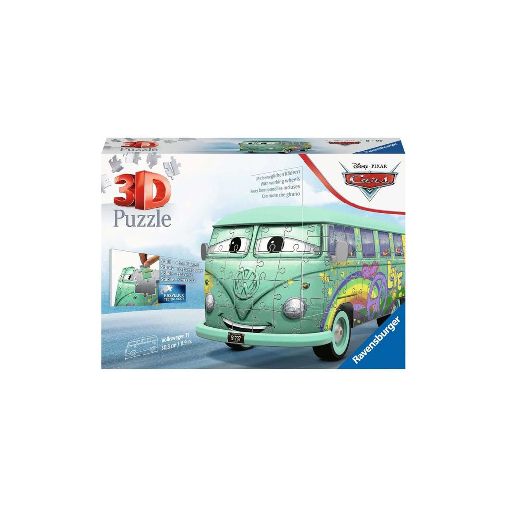 Ravensburger 3D Puzzle VW T1 Cars Fillmore
