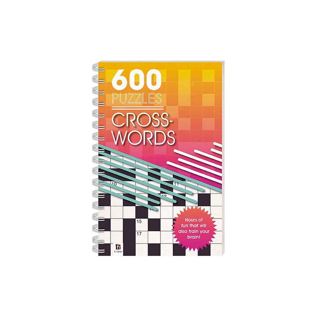 600 Puzzles Cross-Words