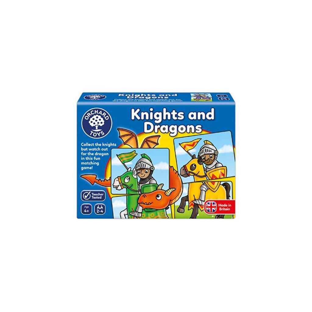 Orchard Toys Knights and Dragons