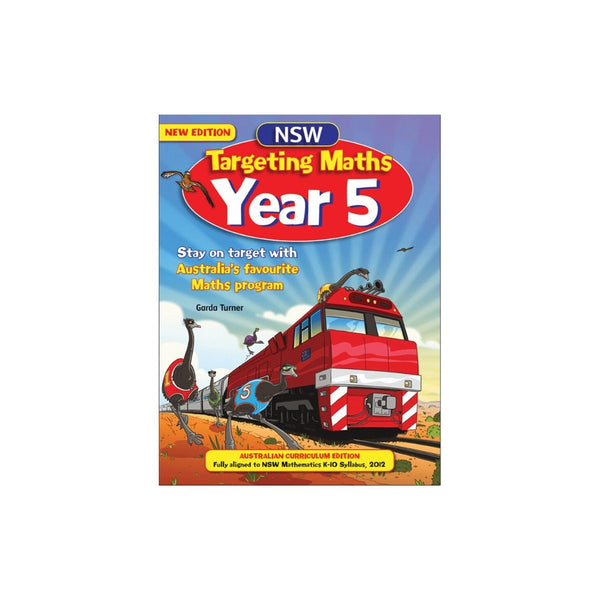Targeting Maths NSW Student Book Year 5