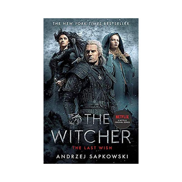The Witcher by Andrzej Sapkowski The Last Witch