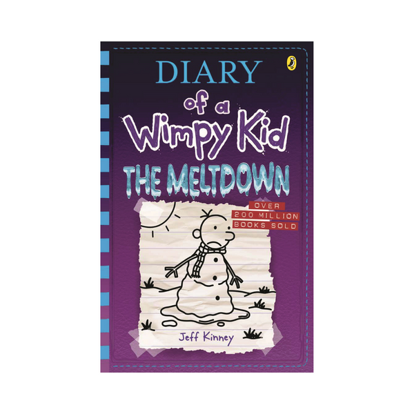 Jeffy Kinney - Diary Of A Wimpy Kid The Meltdown