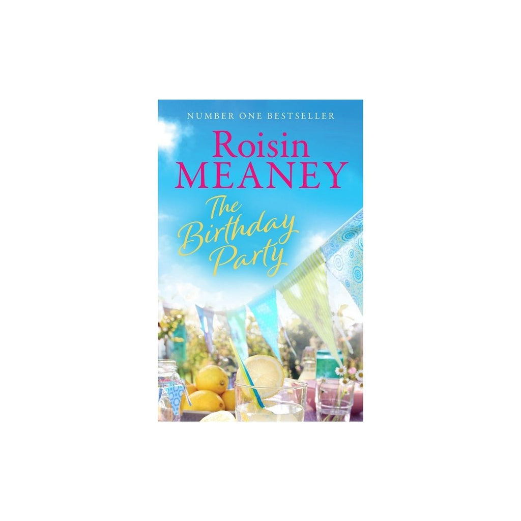 The Birthday Party by Roisin Meaney