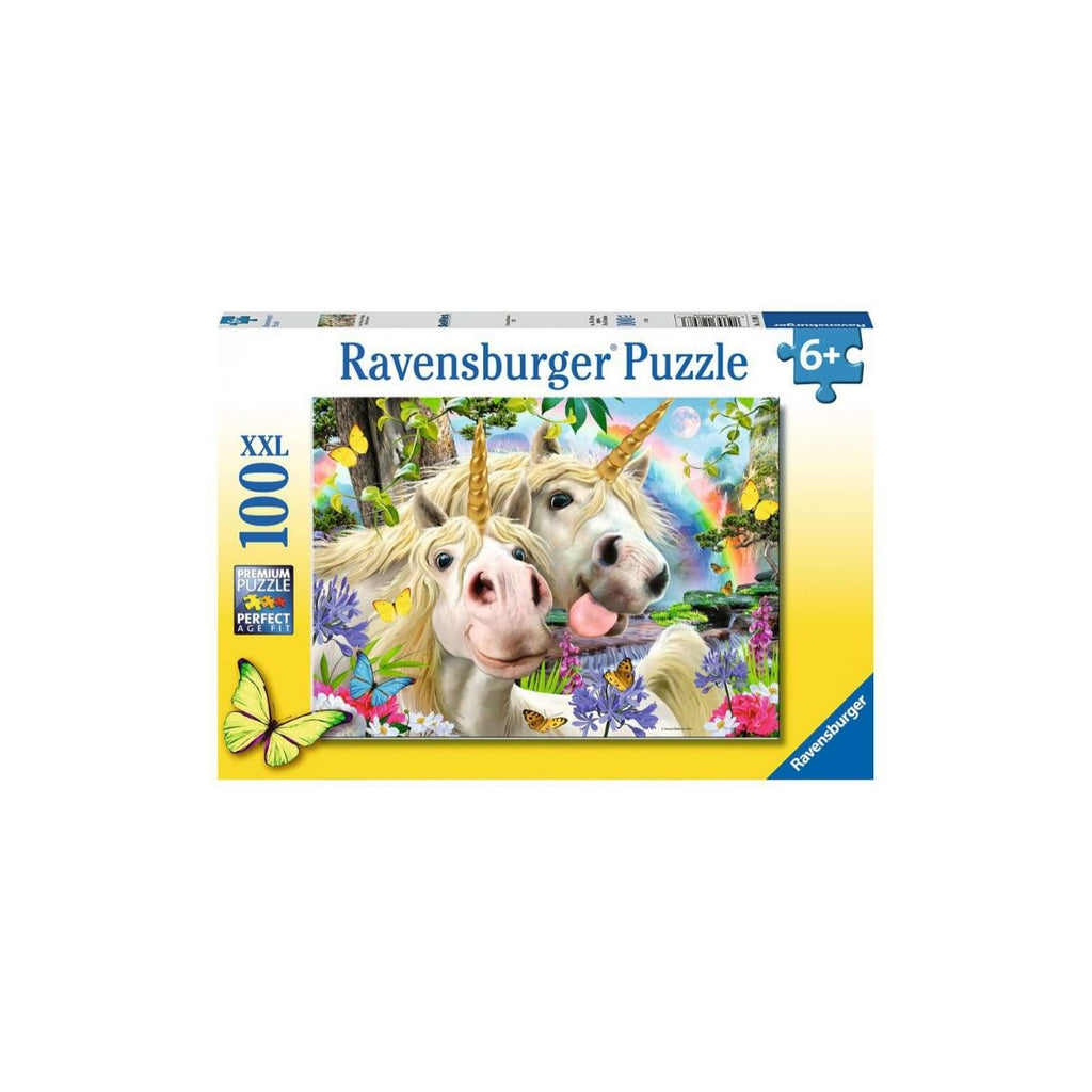 Ravensburger 100pc Puzzle Selfies Don't Worry, Be Happy