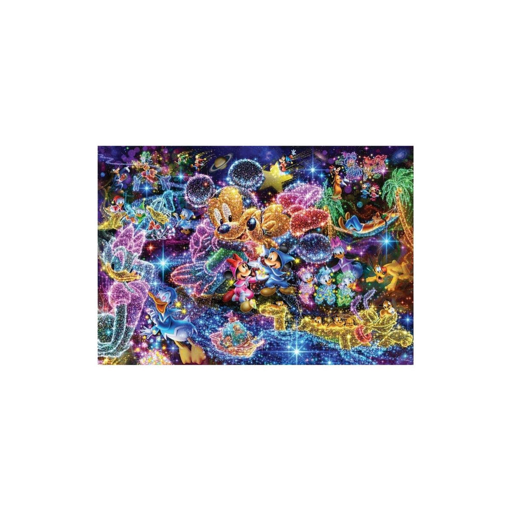 Tenyo Disney Mickey & Friends Wish to the Stars Puzzle 1,000 pieces