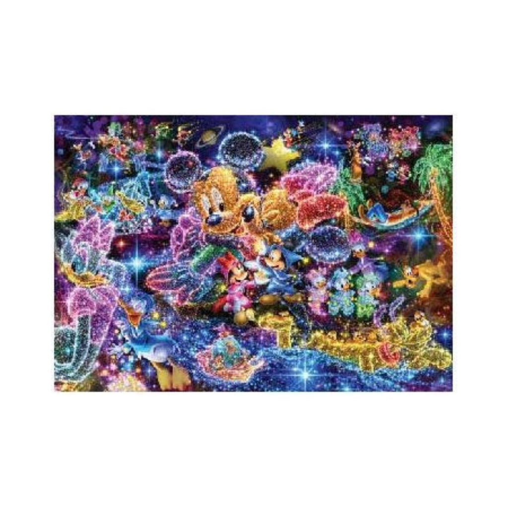 Tenyo Disney Mickey & Friends Wish to the Stars Puzzle 1,000 pieces-booksrusandmore-booksrusandmore