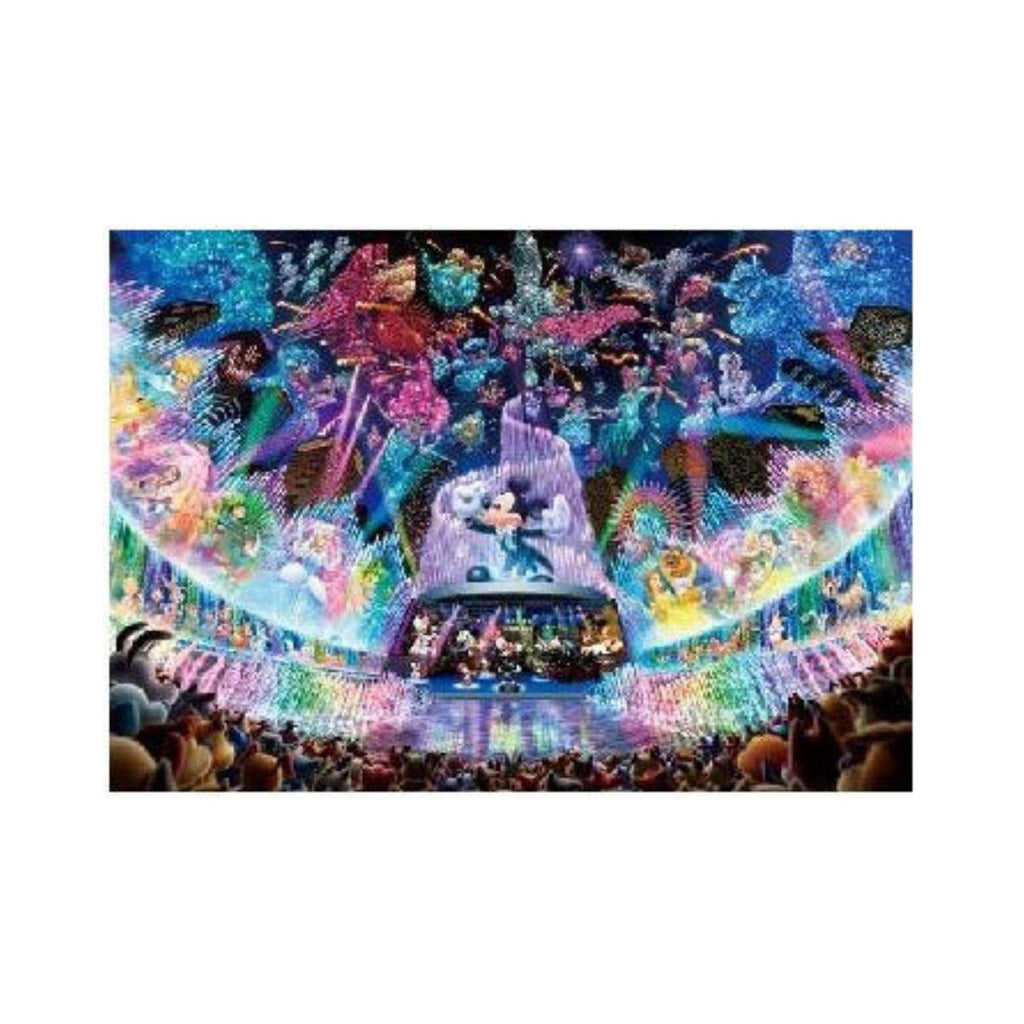 Tenyo Disney Water Dream Concert Puzzle 500 pieces-booksrusandmore-booksrusandmore