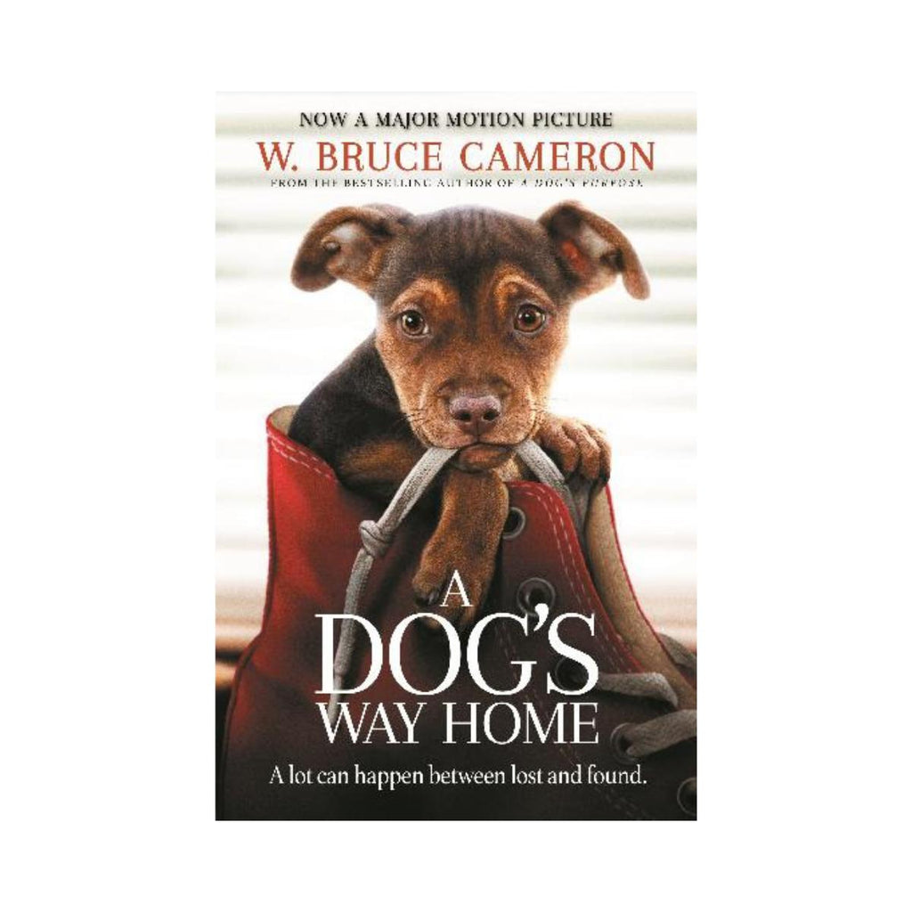 A Dogs Way Home by W. Bruce Cameron