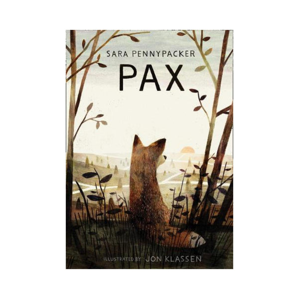 Pax by Sara Penny Packer
