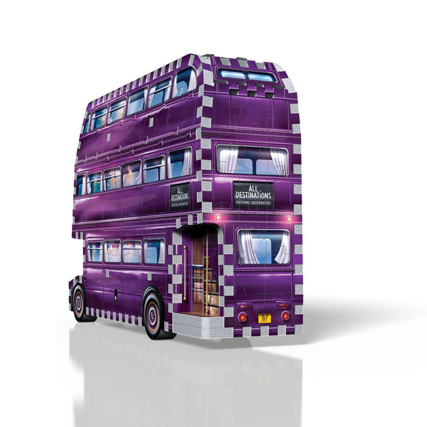 Wrebbit 3D 280pc Puzzle Harry Potter The Night Bus