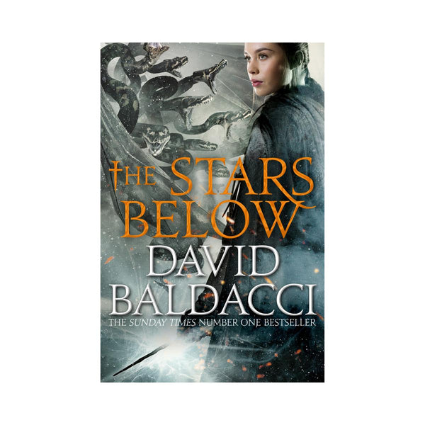 The Stars Below by David Baldacci