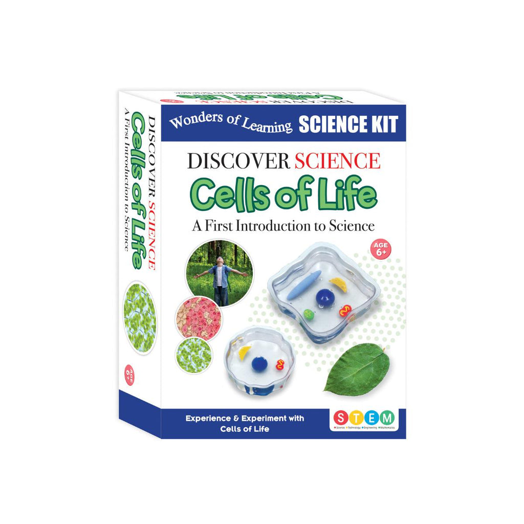 Discover Science Cells of Life