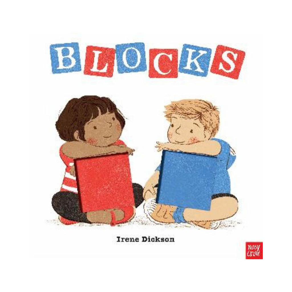 Blocks by Irene Dickson-Clifford Remainders-booksrusandmore