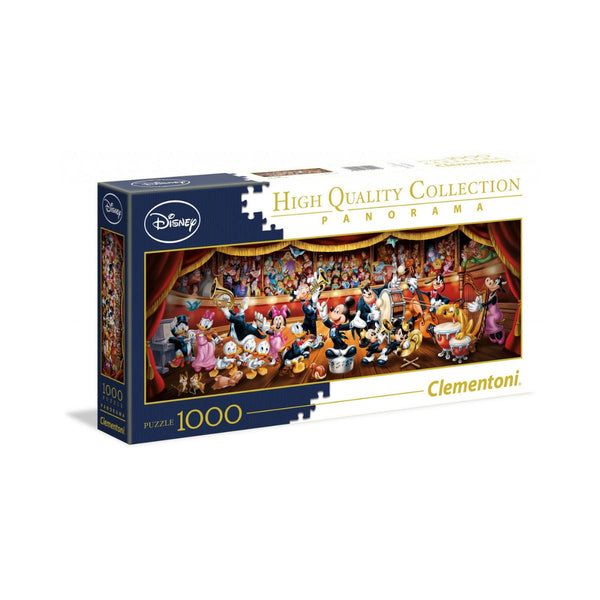 Clementoni Disney Puzzle Orchestra Panorama 1000 Pieces