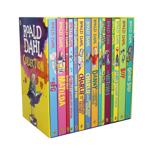 Roald Dahl - Collection 15 Books