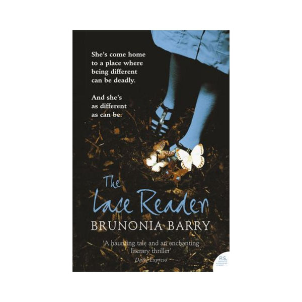 The Lace Reader by Brunonia Barry-Harper Collins-booksrusandmore