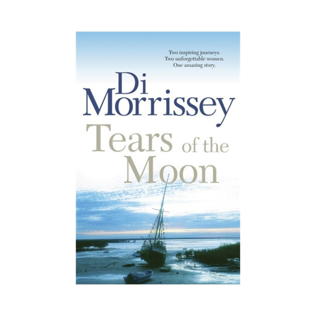 Tears of the Moon by Di Morrissey-Pan Macmillan-booksrusandmore