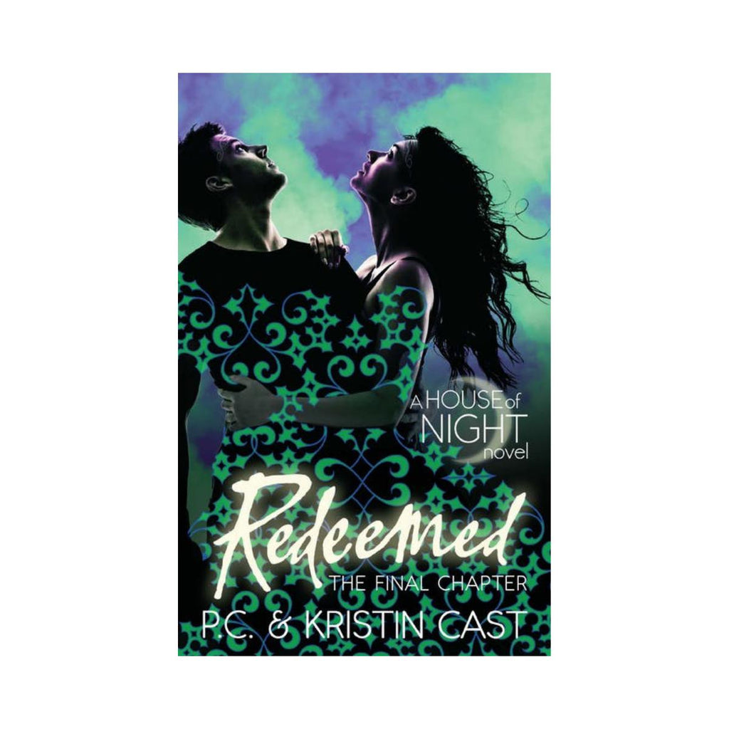 A House of Night Redeemed by P.C. & Kristin Cast-Hachette-booksrusandmore