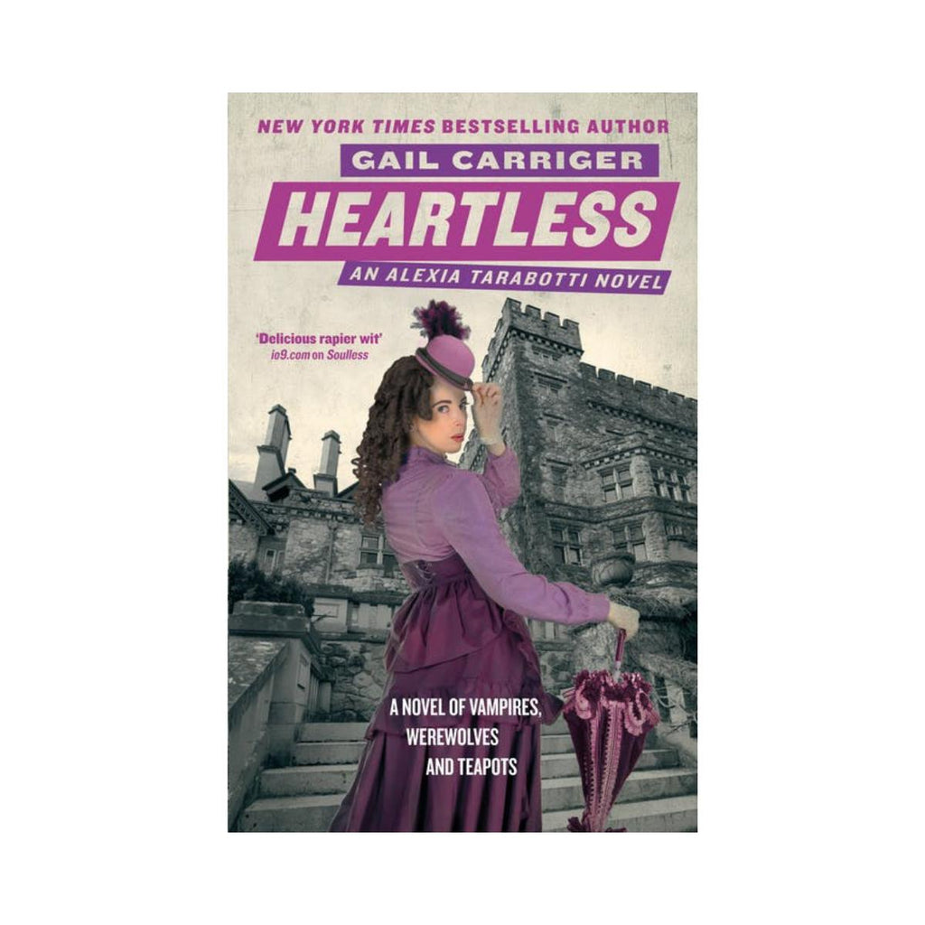 Heartless by Gail Carriger-Hachette-booksrusandmore