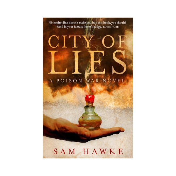 City Of Lies by Sam Hawke-Penquin-booksrusandmore