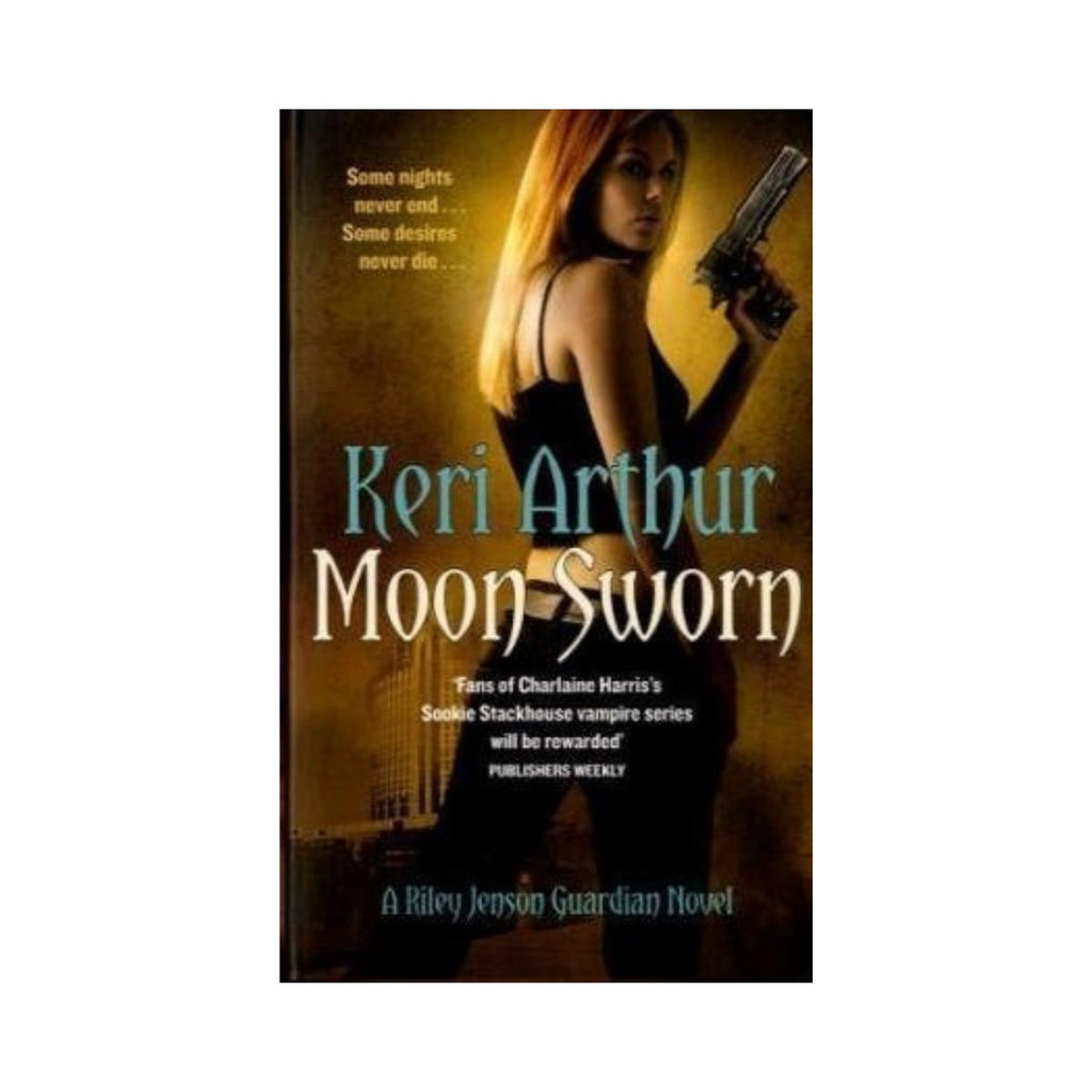 Moon Sworn by Keri Authur-Hachette-booksrusandmore