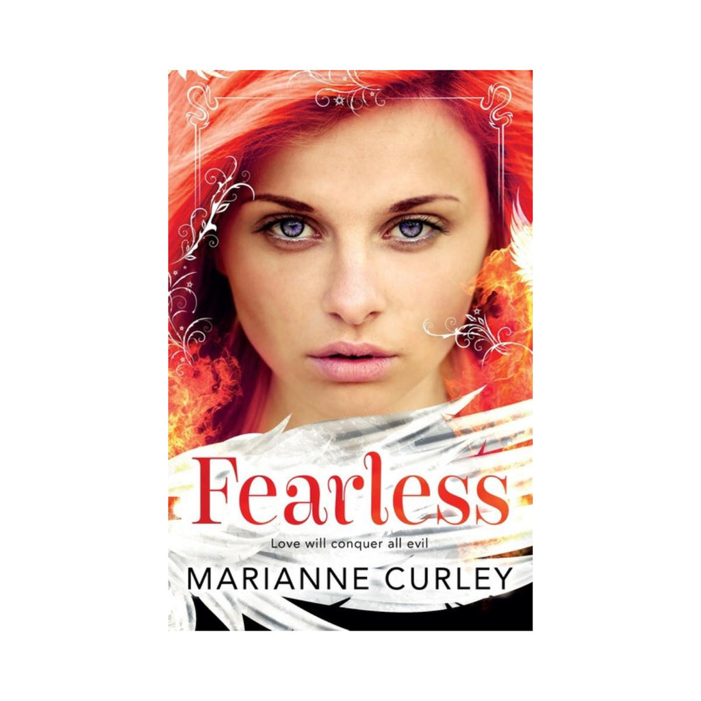 Fearless by Marianne Curley-Bloomsbury-booksrusandmore