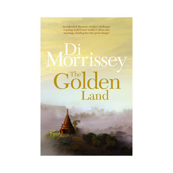 The Golden Land by Di Morrissey-Pan Macmillan-booksrusandmore