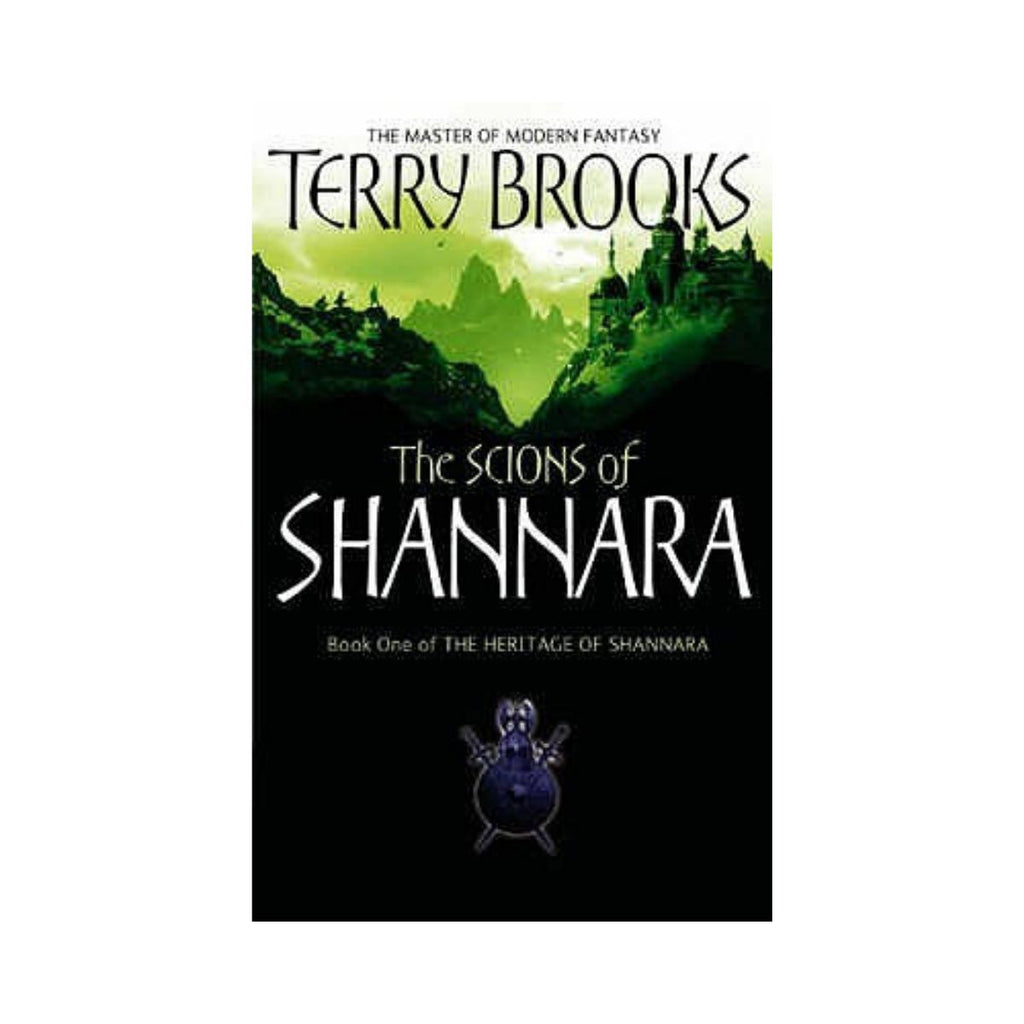 The Scions of Shannara by Terry Brooks-Hachette-booksrusandmore