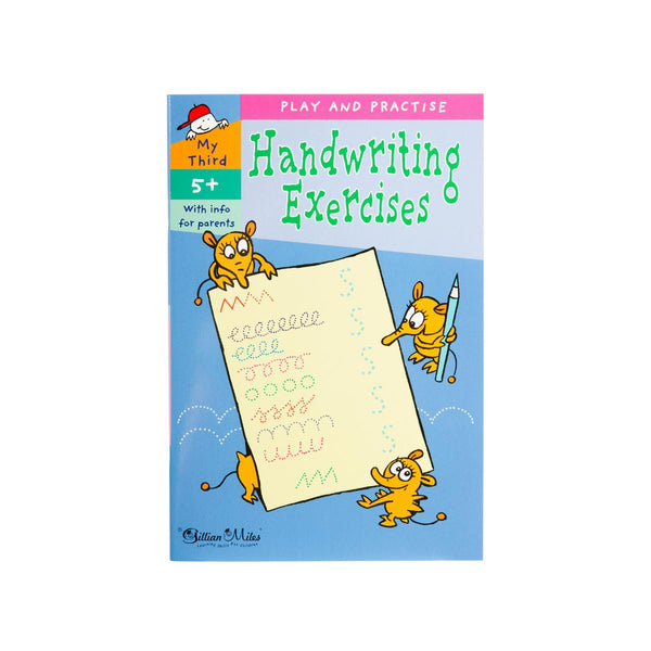 Play and Practise My Third Handwriting Exercises by Gillian Miles